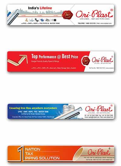 Oriplast Advertisements