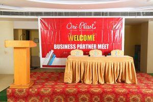 Oriplast Corporate Events
