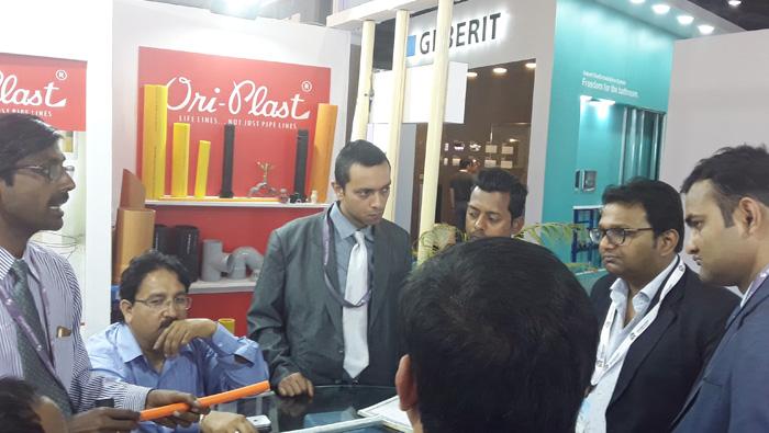 ISH, India Expo Mart, Greater Noida