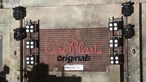 Oriplast Originals Stage set up