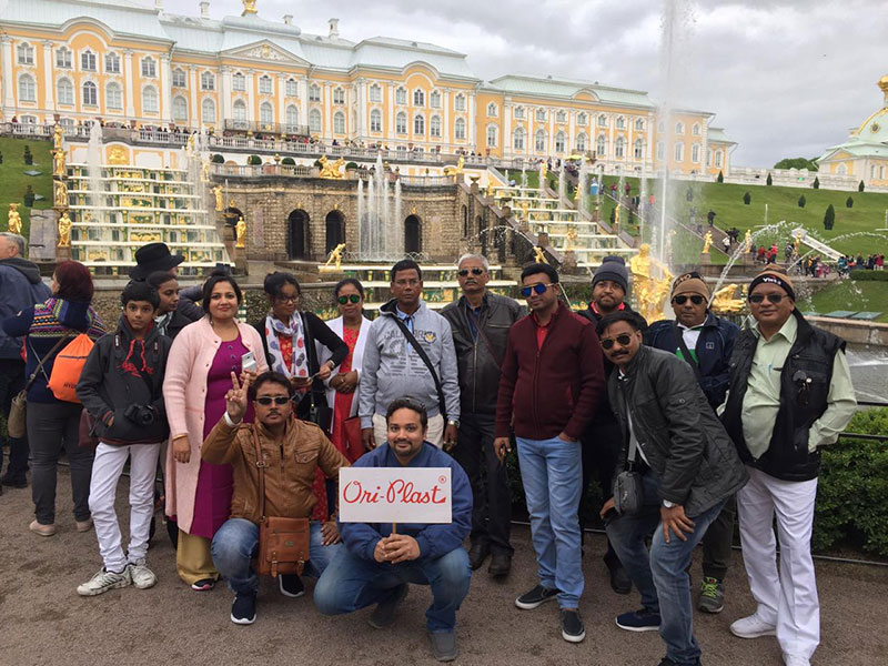 Russia Trip May 2019
