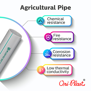 The Importance of Selecting the Right Irrigation Pipe and its Benefits for the Farmers