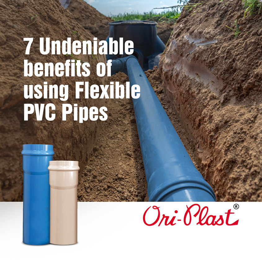 Flexible PVC Pipes