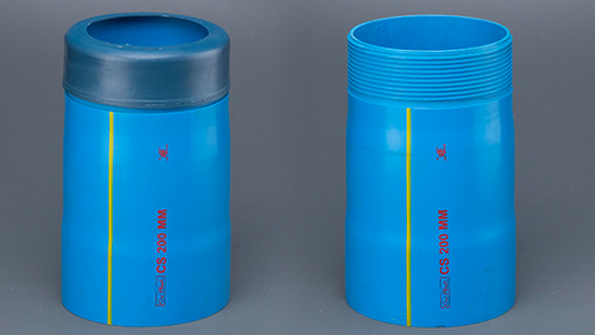 Shallow Casing Borewell Pipes