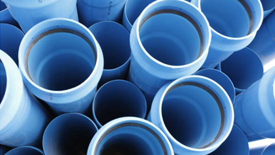 PVC-O Pipes