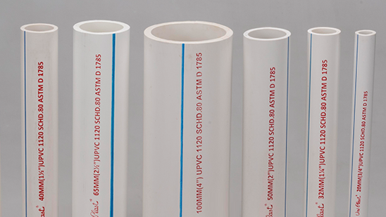 UPVC HDPE Pipes