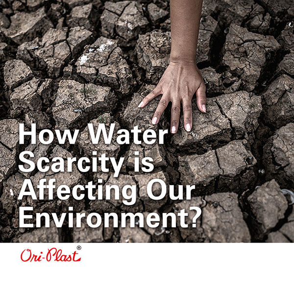 How Water Scarcity is Affecting Our Environment